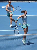 Sara Errani e Roberta Vinci vincono il torneo di tennis di Auckland di doppio <br /> Auckland Nuova Zelanda 10-01-2015 <br /> Foto PHOTOSPort / PANORAMIC / Insidefoto