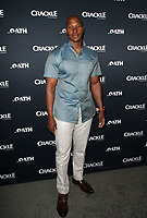 CULVER CITY, CA - MARCH 7: Isaac Keys, pictured at Crackle's The Oath Premiere at Sony Pictures Studios in Culver City, California on March 7, 2018. <br /> CAP/MPIFS<br /> &copy;MPIFS/Capital Pictures