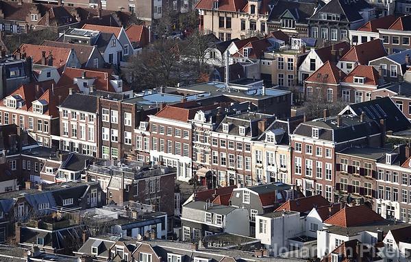 Nederland - Den Haag-  2018.   Wijk in Den Haag.   Foto Berlinda van Dam / Hollandse Hoogte