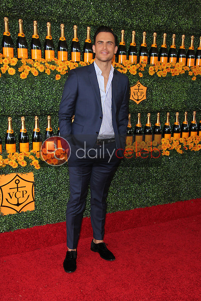 Cheyenne Jackson <br /> at the Sixth-Annual Veuve Clicquot Polo Classic, Will Rogers State Historic Park, Pacific Palisades, CA 10-17-15<br /> David Edwards/Dailyceleb.com 818-249-4998