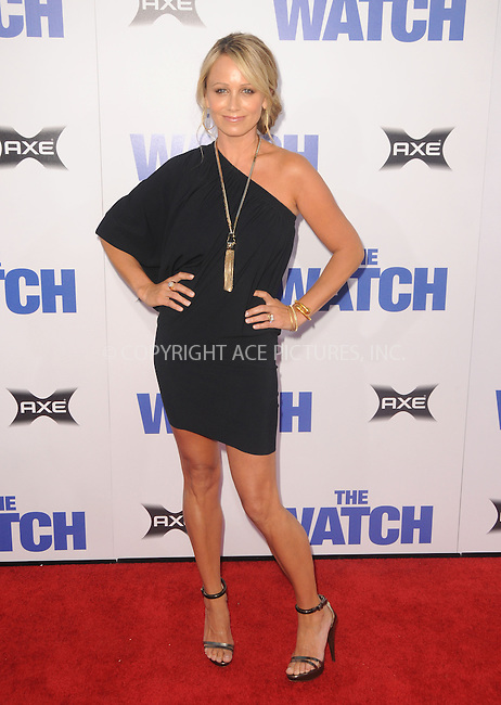 WWW.ACEPIXS.COM....July 23 2012, LA....Christine Taylor arriving at the premiere of 'The Watch' at Grauman's Chinese Theatre on July 23, 2012 in Hollywood, California......By Line: Peter West/ACE Pictures......ACE Pictures, Inc...tel: 646 769 0430..Email: info@acepixs.com..www.acepixs.com