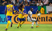 Carson, CA - Saturday September 02, 2017: The Los Angeles Galaxy defeated the Colorado Rapids 3-0 during a Major League Soccer (MLS) game at StubHub Center.
