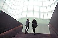 - Milano, il nuovo Museo delle Culture MUDEC nell'ex area industriale Ansaldo in via Tortona, progettato dall&rsquo;archistar inglese David Chipperfield <br /> <br /> - Milan, the new Museum of Cultures MUDEC in the former industrial area Ansaldo in Tortona street, designed by British architect David Chipperfield