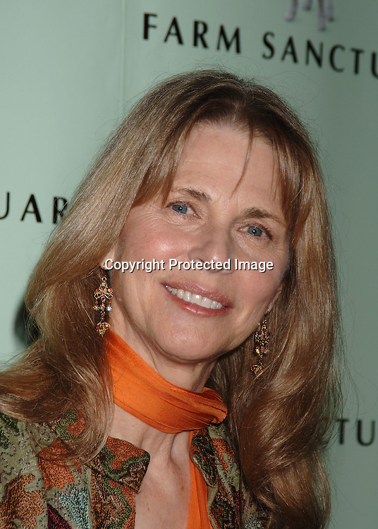 Lindsay Wagner..at The Farm Sanctuary 20th Anniversary Gala for ..for Farm Animals on May 20, 2006 at ..Ciprianis Wall Street...Robin Platzer, Twin Images