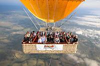 20170218 February 18 Hot Air Balloon Gold Coast