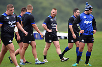 Rory Jennings of Bath Rugby looks on. Bath Rugby pre-season training session on August 9, 2017 at Farleigh House in Bath, England. Photo by: Patrick Khachfe / Onside Images