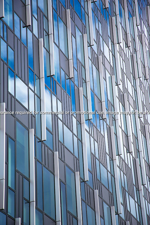 Mitre Passage is an outstanding office building at the heart of Central London's newest business district, Peninsula Central - 20 minutes to the West End and one tube stop to Canary Wharf. ..(c) Malcolm McCurrach | New Wave Images UK