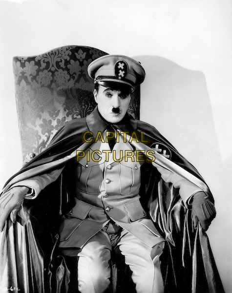 CHARLES CHAPLIN.in The Great Dictator.*Editorial Use Only*.www.capitalpictures.com.sales@capitalpictures.com.Supplied by Capital Pictures.