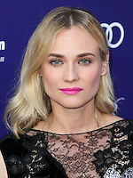 BRENTWOOD, LOS ANGELES, CA, USA - JUNE 07: Diane Kruger at the 13th Annual Chrysalis Butterfly Ball held at Brentwood County Estates on June 7, 2014 in Brentwood, Los Angeles, California, United States. (Photo by Xavier Collin/Celebrity Monitor)