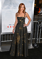 Daniella Garcia at the premiere for &quot;Geostorm&quot; at TCL Chinese Theatre, Hollywood. Los Angeles, USA 16 October  2017<br /> Picture: Paul Smith/Featureflash/SilverHub 0208 004 5359 sales@silverhubmedia.com