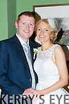 Máire O'Shea, Currow, daughter of Donie and Helen, and Kevin O'Driscoll, Waterfall, Cork, son of  Tony and angela, who were married in Gouganbarra on Saturday, Fr Jim Lenihan officiated at the ceremony, best man was Brian O'Driscoll,  bridesmaid was Aileen O'Shea, flowergirl was Lucy O'Driscoll and the couple will reside in Cork