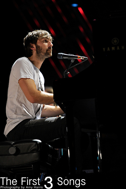 Dave Haywood of Lady Antebellum performs at LP Field during the 2011 CMA Music Festival on June 10, 2011 in Nashville, Tennessee.