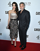 """MAY 15 """"Catch 22"""" UK TV premiere"""