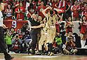 Golden Kings team group (Ryukyu Golden Kings), MAY 20, 2012 - Basketball : bj-league 2011-2012 Season Playoff Finals, Final Match between Hamamatsu Higashimikawa Phoenix 73-89 Ryukyu Golden Kings at Ariake Coliseum, Tokyo, Japan. (Photo by Atsushi Tomura/AFLO SPORT/bj-league)