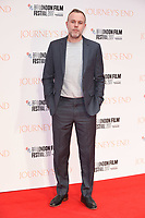 Director Saul Dibb at the London Film Festival 2017 screening of &quot;Journey's End&quot; at the Odeon Leicester Square, London, UK. <br /> 06 October  2017<br /> Picture: Steve Vas/Featureflash/SilverHub 0208 004 5359 sales@silverhubmedia.com