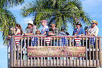 VIP area at 65th year of The Homestead Rodeo, Homestead, FL, on January 26, 2014