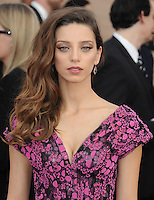 www.acepixs.com<br /> <br /> January 29 2017, LA<br /> <br /> Angela Sarafyan arriving at the 23rd Annual Screen Actors Guild Awards at The Shrine Expo Hall on January 29, 2017 in Los Angeles, California<br /> <br /> By Line: Peter West/ACE Pictures<br /> <br /> <br /> ACE Pictures Inc<br /> Tel: 6467670430<br /> Email: info@acepixs.com<br /> www.acepixs.com