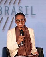SAO PAULO, 07.08.2018  - ELEIÇÕES 2018   - A candidata Marina Silva da REDE participa da Govtech 2018 na tarde desta terça-feira (07) no hotel Tivoli Mofarrej na zona sul de São Paulo.(Foto: Fabricio Bomjardim / Brazil Photo Press)