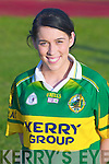 Aislinn Desmond Kerry Senior Ladies Football Panel 2012..