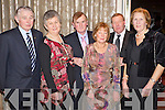 Pictured at the Lee Strand Social on Saturday night held In Ballygarry House Hotel and Spa were l-r: Robert Groves (Ballyauckey) Betty Groves (Ballyauckey) John Foley (Knockanish) Noreen Foley (Knockanish) Michael and Sheila Fitzgerald (Tralee)..