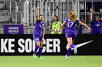 Orlando, FL - Saturday July 07, 2018: Marta during the second half of a regular season National Women's Soccer League (NWSL) match between the Orlando Pride and the Washington Spirit at Orlando City Stadium. Orlando defeated Washington 2-1.