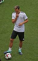Mesut Özil (Deutschland Germany) - *cs* 31.08.2017: Abschlusstraining Deutschland in Prag, Marriott Hotel