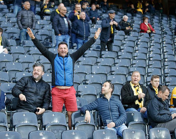 03.10.2019 Young Boys of Bern v Rangers: Rangers fans