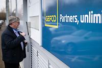 GEFCO Freight Forwarding warehouses in Mereside park, Ashford Middlesex