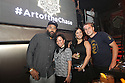 Images from the Shepard Fairey & Hennessy party at the Arena on Thursday, Aug. 21, 2014 in New York. ( photos by Soul Brother @ soulbphotos)