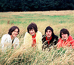 Kinks 1968 Dave Davies, Ray Davies, Mick Avory and Pete Quaife..© Chris Walter..