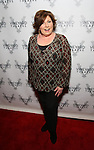 Ann Ariva attends the opening night performance photo call of the Vineyard Theatre's 'Kid Victory' at the Vineyard Theatre on February 22, 2017 in New York City.