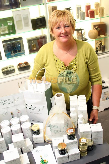 Mary Ryan of Green Angel in the Cottage Pharmacy...Picture Jenny Matthews/Newsfile.ie