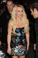 LOS ANGELES, CA - DECEMBER 06: Britney Spears arrives at the 'The X Factor' Viewing Party Sponsored By Sony X Headphones at Mixology101 & Planet Dailies on December 6, 2012 in Los Angeles, California.PAP1212JP346.PAP1212JP346.PAP1212JP346.