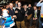 "Actor, Seth Green, celebrates his birthday at Blush Nightclub with a special ""Robot Chicken"" Birthday cake in Las Vegas, NV on March 6, 2010 © Al Powers / RETNA ltd"