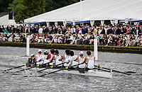 Henley Royal Regatta, Henley on Thames, Oxfordshire, 28 June - 2 July 2017.  Wednesday  15:23:47   28/06/2017  [Mandatory Credit/Intersport Images]<br /> <br /> Rowing, Henley Reach, Henley Royal Regatta.<br /> <br /> The Princess Elizabeth Challenge Cup<br />  Gonzaga College High School, U.S.A.