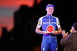 Matteo Trentin (ITA) Quick-Step Floors wins the final Stage 21 of the 2017 La Vuelta, running 117.6km from Arroyomolinos to Madrid, Spain. 10th September 2017.<br /> Picture: Unipublic/&copy;photogomezsport | Cyclefile<br /> <br /> <br /> All photos usage must carry mandatory copyright credit (&copy; Cyclefile | Unipublic/&copy;photogomezsport)