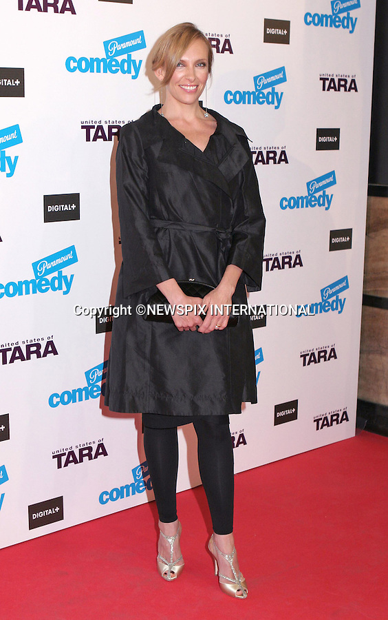 """TONI COLLETTE.rumoured to be pregnant at the """"United States of Tara"""" premiere, Madrid_29/04/2009.Mandatory Credit Photo: ©NEWSPIX INTERNATIONAL..**ALL FEES PAYABLE TO: """"NEWSPIX INTERNATIONAL""""**..IMMEDIATE CONFIRMATION OF USAGE REQUIRED:.Newspix International, 31 Chinnery Hill, Bishop's Stortford, ENGLAND CM23 3PS.Tel:+441279 324672  ; Fax: +441279656877.Mobile:  07775681153.e-mail: info@newspixinternational.co.uk"""