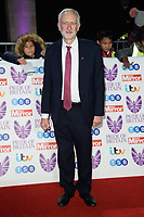 LONDON, UK. October 29, 2018: Jeremy Corbyn at the Pride of Britain Awards 2018 at the Grosvenor House Hotel, London.<br /> Picture: Steve Vas/Featureflash