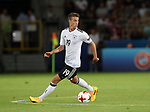 Germany's Janik Haberer in action during the UEFA Under 21 Final at the Stadion Cracovia in Krakow. Picture date 30th June 2017. Picture credit should read: David Klein/Sportimage