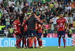 Atlético Nacional igualó 0-0 ante Independiente Medellín. Fecha 20 Liga Águila II-2017.