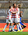 17/04/2010   Copyright  Pic : James Stewart.sct_jsp22_hamilton_v_kilmarnock  .::  JOEL THOMAS IS CONGRATULATED BY FELLOW GOAL SCORERS DOUGIE IMRIE AND FLAVIO PAIXAO AFTER HE SCORES THE THIRD ::  .James Stewart Photography 19 Carronlea Drive, Falkirk. FK2 8DN      Vat Reg No. 607 6932 25.Telephone      : +44 (0)1324 570291 .Mobile              : +44 (0)7721 416997.E-mail  :  jim@jspa.co.uk.If you require further information then contact Jim Stewart on any of the numbers above.........