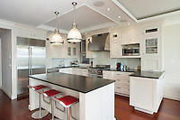 Kitchen at 160 West 86th Street