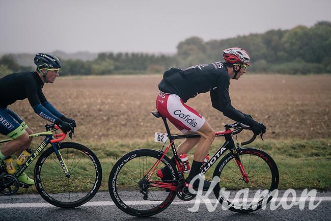 Dimitri Claeys (BEL/Cofidis)<br /> <br /> 2018 Binche - Chimay - Binche / Memorial Frank Vandenbroucke (1.1 Europe Tour)<br /> 1 Day Race: Binche to Binche (197km)