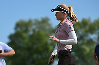Brooke M. Henderson (CAN) after sinking her par putt on 11 during the round 3 of the KPMG Women's PGA Championship, Hazeltine National, Chaska, Minnesota, USA. 6/22/2019.<br /> Picture: Golffile | Ken Murray<br /> <br /> <br /> All photo usage must carry mandatory copyright credit (© Golffile | Ken Murray)