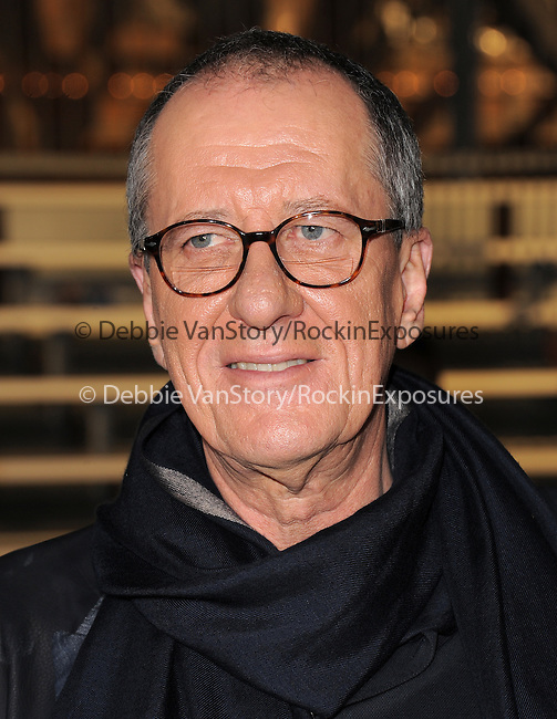 Geoffrey Rush at Walt Disney Pictures Premiere of Pirates of the Caribbean : On Stranger Tides held at Disneyland in Anaheim, California on May 07,2011                                                                               © 2010 Hollywood Press Agency