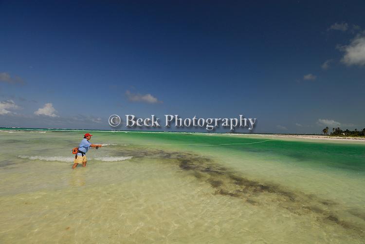 Boca Paila, Mexico fly fishing