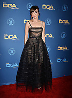 HOLLYWOOD, CA - FEBRUARY 02: Linda Cardellini attends the 71st Annual Directors Guild Of America Awards at The Ray Dolby Ballroom at Hollywood &amp; Highland Center on February 02, 2019 in Hollywood, California.<br /> CAP/ROT/TM<br /> &copy;TM/ROT/Capital Pictures