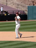Alika Williams - 2020 Arizona State Sun Devils (Bill Mitchell)