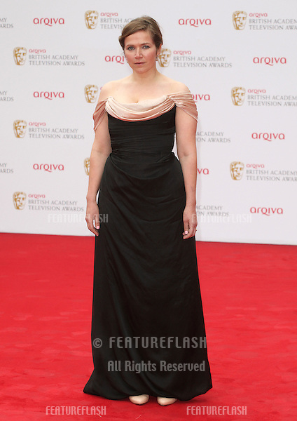 Jessica Haynes arriving for the TV BAFTA Awards 2013, Royal Festival Hall, London. 12/05/2013 Picture by: Alexandra Glen / Featureflash