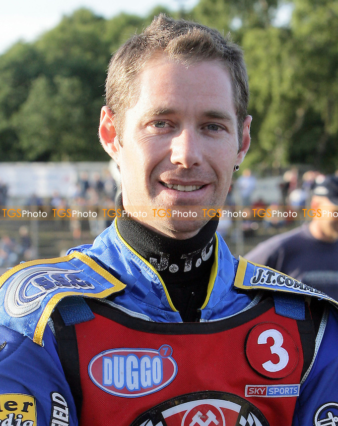 Davey Watt guesting for Lakeside - Ipswich Witches vs Lakeside Hammers - Elite League Speedway at Arena Essex - 21/06/07 - MANDATORY CREDIT: Gavin Ellis/TGSPHOTO - SELF-BILLING APPLIES WHERE APPROPRIATE. NO UNPAID USE -  Tel: 0845 0946026